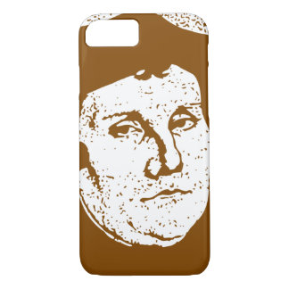 Coque iPhone 7 Luther fauve