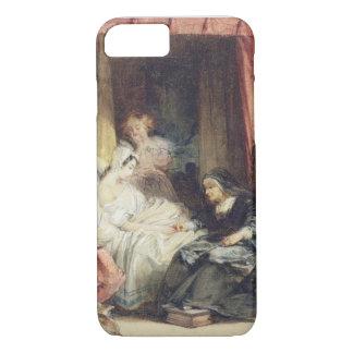 Coque iPhone 7 L'utilisation des larmes, 1827 (la semaine et