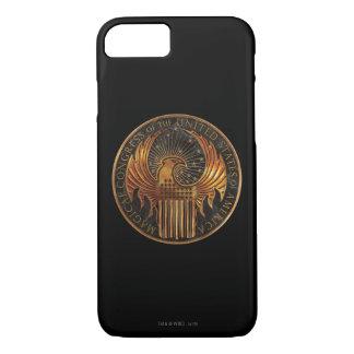 Coque iPhone 7 M.A.C.U.S.A. Médaillon