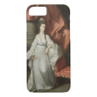 Coque iPhone 7 Madame Grant, épouse de monsieur James Grant, BT.,