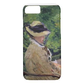 Coque iPhone 7 Madame Manet de Manet | chez Bellevue