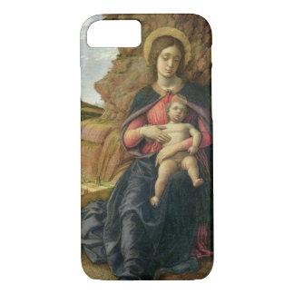 Coque iPhone 7 Madonna de la caverne, 1488-90 (tempera sur le