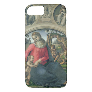 Coque iPhone 7 Madonna et enfant, 1490-95 (huile sur le panneau)