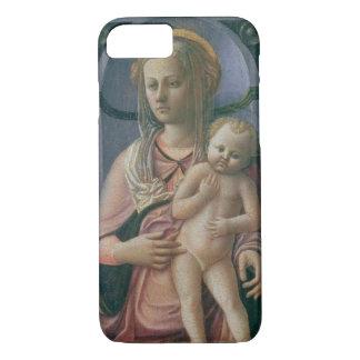Coque iPhone 7 Madonna et enfant (tempera sur le panneau)