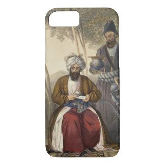 Coque iPhone 7 Mahommed Naib Shurreef, un Kuzzilbach célébré ch
