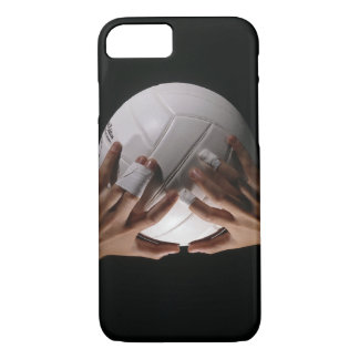 Coque iPhone 7 Mains de volleyball
