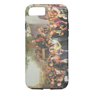 Coque iPhone 7 Mariage rural en Basse Autriche (huile sur la