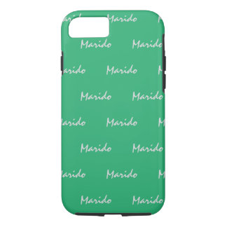 Coque iPhone 7 Marido (mari)