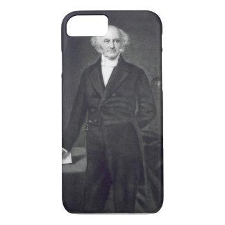 Coque iPhone 7 Martin Van Buren, 8ème président de la stat unie