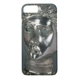 Coque iPhone 7 Masque argenté, romain, ?ère moitié de l'ANNONCE
