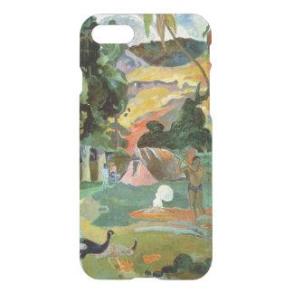 Coque iPhone 7 Matamoe ou, paysage avec des paons, 1892