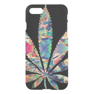 COQUE iPhone 7 MAUVAISE HERBE