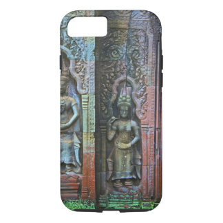 Coque iPhone 7 Merci temple de Prohm, province de Siem Reap,
