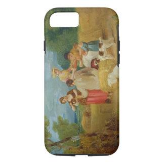 Coque iPhone 7 Midi, 1799 (huile sur la toile)