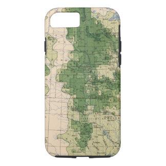 Coque iPhone 7 Mille de 156 Wheat/sq