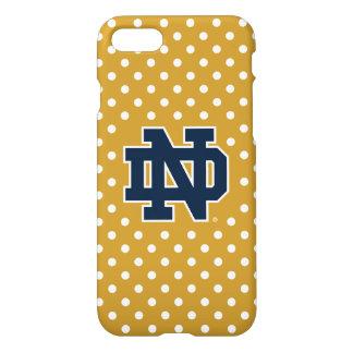 Coque iPhone 7 Mini pois de Notre Dame |
