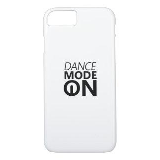 Coque iPhone 7 Mode de danse de cadeau de danse dessus