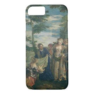 Coque iPhone 7 Moïse a secouru du Nil, 1580 (l'huile sur la