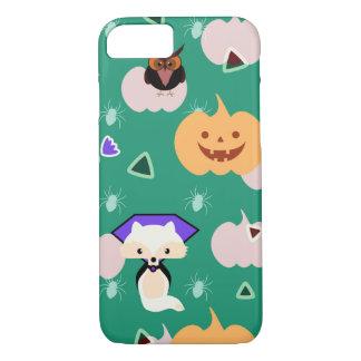 Coque iPhone 7 Mon Halloween mignon