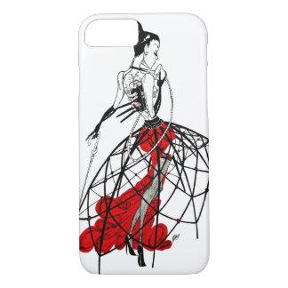 Coque iPhone 7 Mon poumon de fer