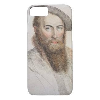 Coque iPhone 7 Monsieur Thomas Wyatt (c.1503-42) gravé par