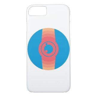 Coque iPhone 7 Montre abstraite