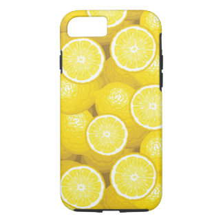 Coque iPhone 7 Motif 2 de citron