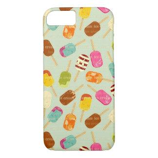 Coque iPhone 7 Motif de crème glacée