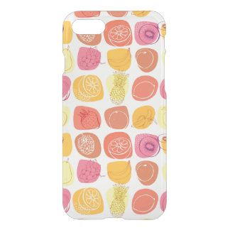 Coque iPhone 7 Motif de fruit