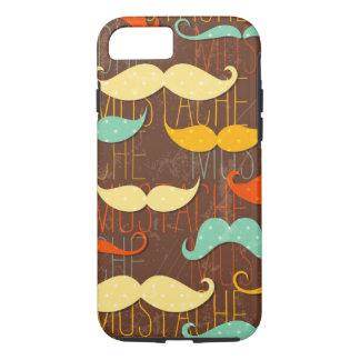Coque iPhone 7 Motif de moustache