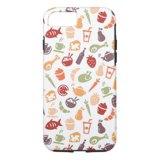 Coque iPhone 7 Motif de nourriture