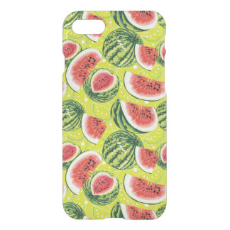 Coque iPhone 7 Motif de pastèque
