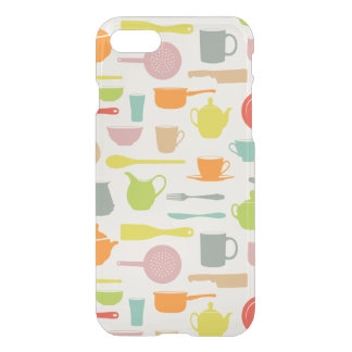 Coque iPhone 7 Motif de plats