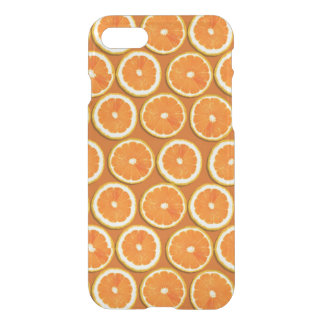 Coque iPhone 7 Motif de tranches de citron