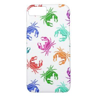 Coque iPhone 7 Motif des crabes