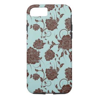 Coque iPhone 7 Motif floral