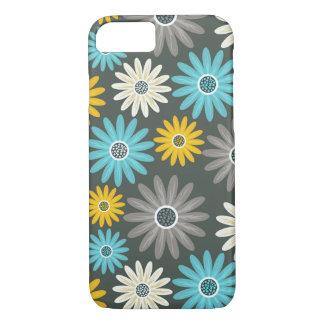 Coque iPhone 7 Motif floral de première impression