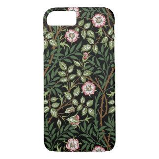 Coque iPhone 7 Motif floral vintage de Briar doux de William
