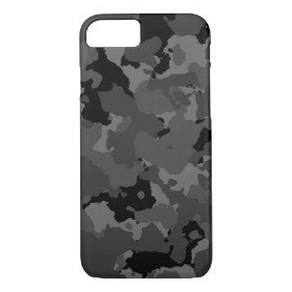 Coque iPhone 7 Motif foncé de Camo