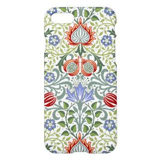 Coque iPhone 7 Motif vintage persan floral de William Morris