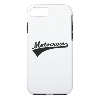Coque iPhone 7 Motocross