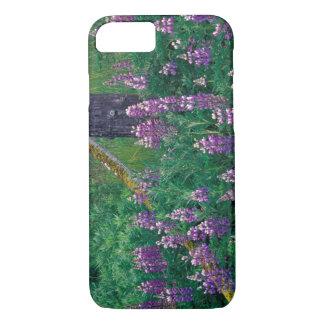Coque iPhone 7 Na, Etats-Unis, Alaska, îles Aléutes, Unalaska,