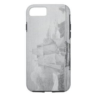 Coque iPhone 7 Naviguant par la jeune glace, septembre 1824, de