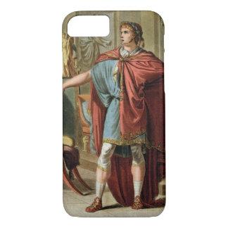 """Coque iPhone 7 Nero, costume pour """"Britannicus"""" par Jean Racine,"""