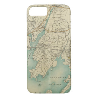 Coque iPhone 7 New York City du nord 7