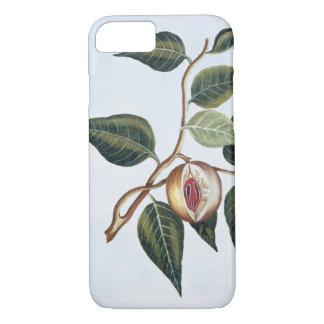 Coque iPhone 7 Noix de muscade, plat 7, de 'collection Precieuse