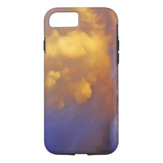 Coque iPhone 7 Nuages de tempête dans la gamme centennale au