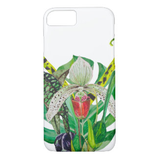 Coque iPhone 7 Orchidholic