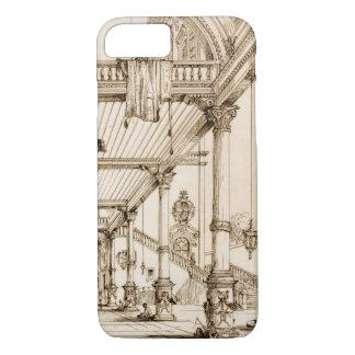 Coque iPhone 7 Oreillette d'un palais, dans les gènes, du 'art et