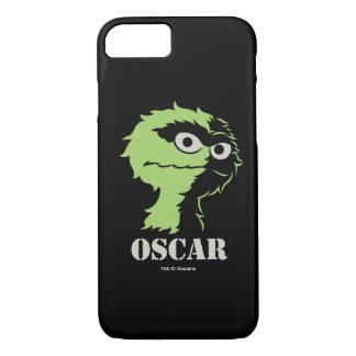 Coque iPhone 7 Oscar le rouspéteur demi